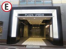 クラブクワトロの入口